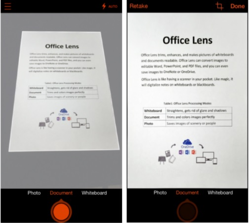 Microsoft Office Lens Document Sample