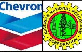 Chevron NNPC logo