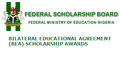 Federal Government BEA Overseas Scholarships