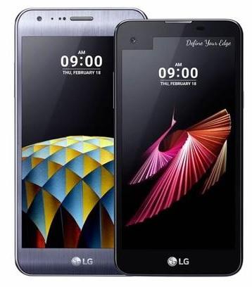 LG X Cam X Screen