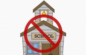 No education image